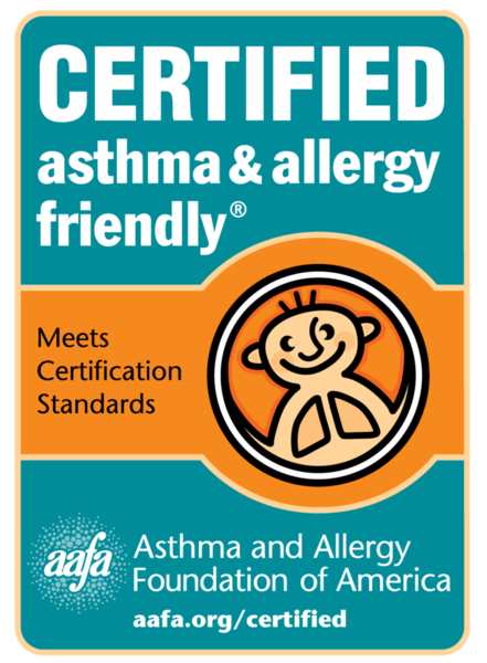 Asthma Suitable Product Certification