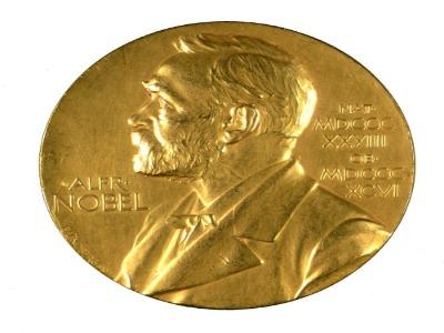 Nobel Medicine Prize Medal